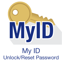 My ID Unlock and Reset Password